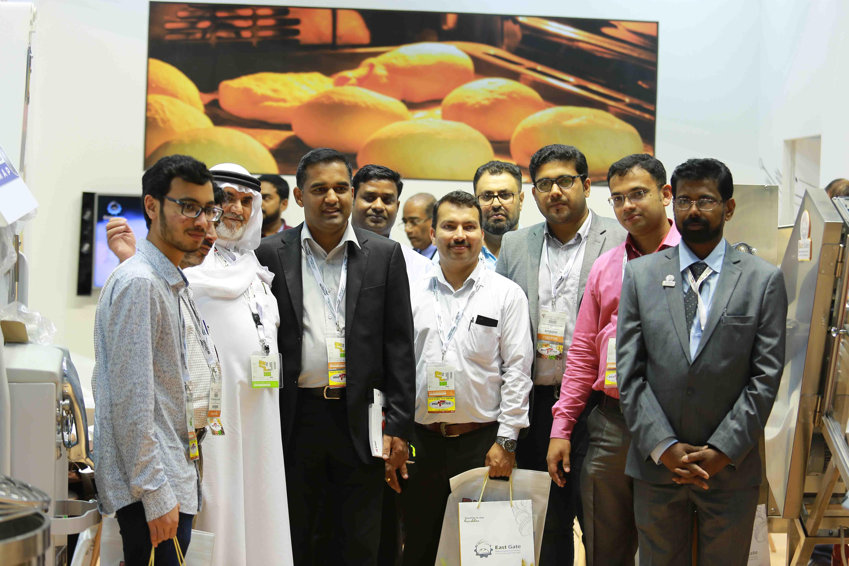 Gulfood Exhibition 2016