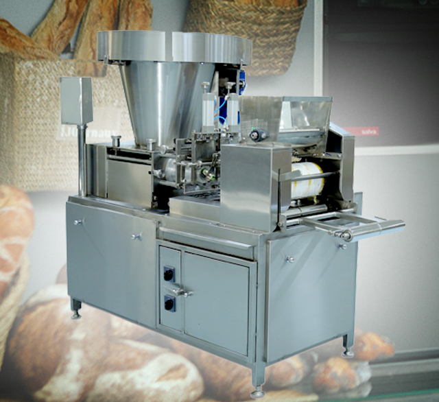 Bakery Equipment designed to divide dough precisely and delicately for increased production
