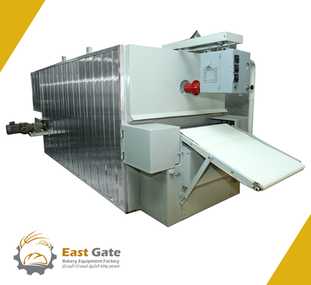 Tunnel Ovens by Eastgate Factory
