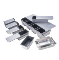 Aluminium Bread Box
