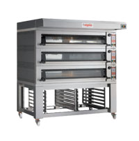 Electric Modular Deck Oven
