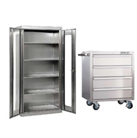 Stainless Steel Rough Cabinet
