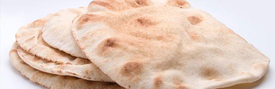 قسم الخبز العربي